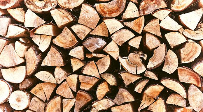 Drewno wodą cięte