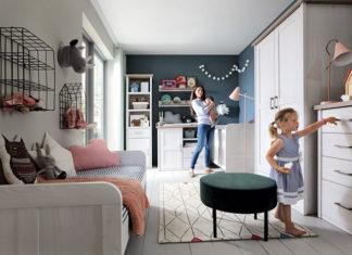 Pokój aktywnego dziecka
