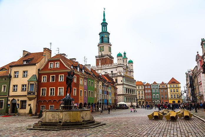 mieszkanie w Poznaniu