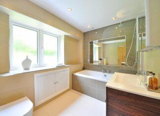Stylowa i funkcjonalna aranżacja łazienki