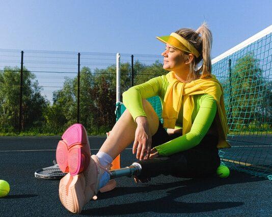 Nawierzchnie akrylowe, a kort tenisowy